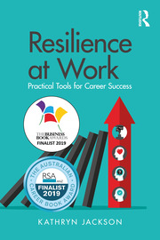 Resilience at Work : Practical Tools for Career Success - 1st Edition book cover