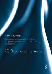 Land Education - 1st Edition book cover