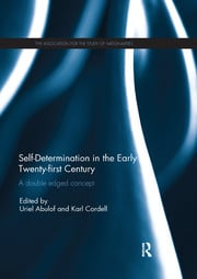 Self-Determination in the early Twenty First Century - 1st Edition book cover