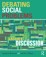 Debating Social Problems - 1st Edition book cover