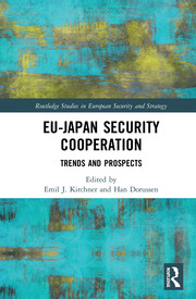 EU-Japan Security Cooperation - 1st Edition book cover