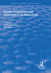 Gender, Participation and Citizenship in the Netherlands - 1st Edition book cover