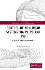 Control of Nonlinear Systems via PI, PD and PID: Stability and Performance