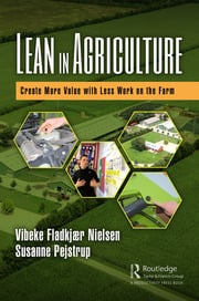 Lean in Agriculture - 1st Edition book cover