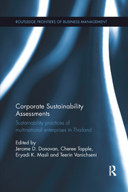 Corporate Sustainability Assessments - 1st Edition book cover