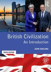 British Civilization - 9th Edition book cover