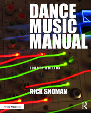 Dance Music Manual - 4th Edition book cover