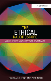The Ethical Kaleidoscope - 1st Edition book cover