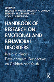 Handbook of Research on Emotional and Behavioral Disorders - 1st Edition book cover