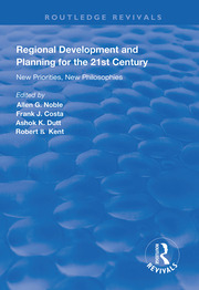 Regional Development and Planning for the 21st Century - 1st Edition book cover