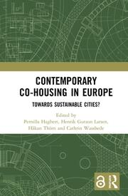 Contemporary Co-housing in Europe -  1st Edition book cover
