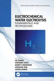 Electrochemical Water Electrolysis - 1st Edition book cover