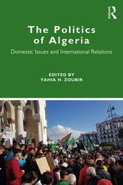 The Politics of Algeria - 1st Edition book cover