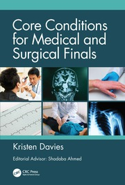 Core Conditions for Medical and Surgical Finals - 1st Edition book cover
