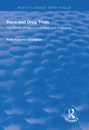 Race and Drug Trials - 1st Edition book cover