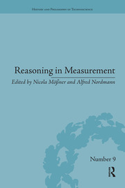 Reasoning in Measurement - 1st Edition book cover