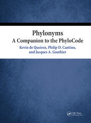 Phylonyms - 1st Edition book cover