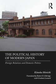 The Political History of Modern Japan - 1st Edition book cover