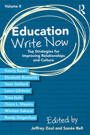 Education Write Now, Volume II - 1st Edition book cover
