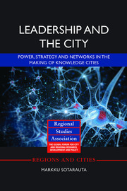 Leadership and the City - 1st Edition book cover