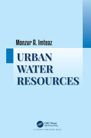 Urban Water Resources - 1st Edition book cover
