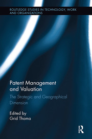 Patent Management and Valuation - 1st Edition book cover