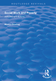 Social Work and Poverty -  1st Edition book cover