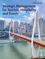 Strategic Management for Tourism, Hospitality and Events - 3rd Edition book cover