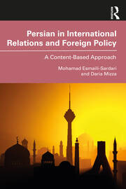 Persian in International Relations and Foreign Policy - 1st Edition book cover