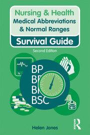 Medical Abbreviations & Normal Ranges: Survival Guide
