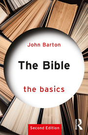 The Bible: The Basics - 2nd Edition book cover