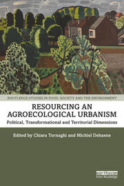 Resourcing an Agroecological Urbanism - 1st Edition book cover