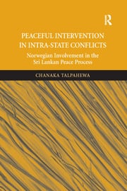 Peaceful Intervention in Intra-State Conflicts - 1st Edition book cover