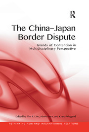 The China-Japan Border Dispute - 1st Edition book cover
