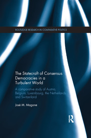 The Statecraft of Consensus Democracies in a Turbulent World - 1st Edition book cover