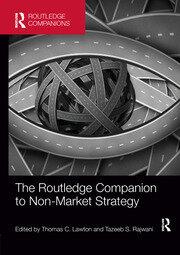 The Routledge Companion to Non-Market Strategy - 1st Edition book cover