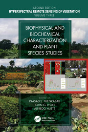 Biophysical and Biochemical Characterization and Plant Species Studies - 2nd Edition book cover