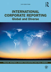 International Corporate Reporting - 5th Edition book cover
