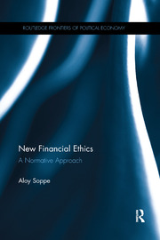 New Financial Ethics - 1st Edition book cover