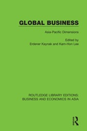 Global Business: Asia-Pacific Dimensions