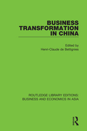 Business Transformation in China