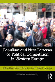 Populism and New Patterns of Political Competition in Western Europe - 1st Edition book cover