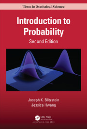 Introduction to Probability, Second Edition - 2nd Edition book cover