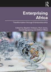 Enterprising Africa - 1st Edition book cover