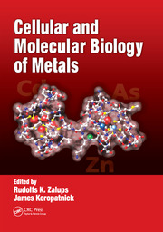 Cellular and Molecular Biology of Metals - 1st Edition book cover