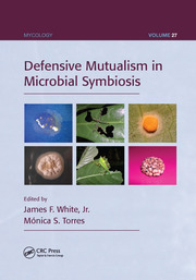Defensive Mutualism in Microbial Symbiosis - 1st Edition book cover