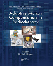 Adaptive Motion Compensation in Radiotherapy - 1st Edition book cover