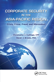 Corporate Security in the Asia-Pacific Region - 1st Edition book cover