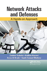 Network Attacks and Defenses - 1st Edition book cover