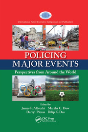 Policing Major Events - 1st Edition book cover